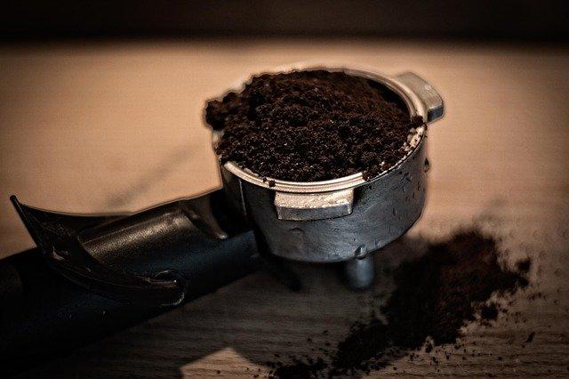 Kaffee in Siebträger
